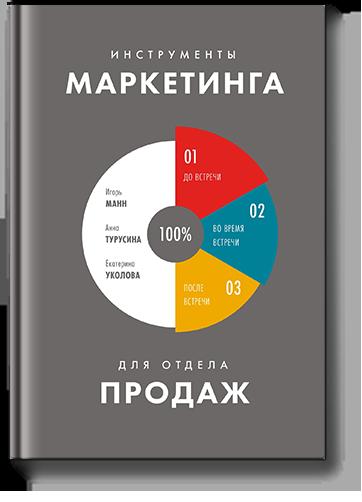 «Инструменты маркетинга для отдела продаж»